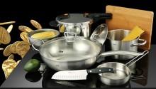 为了让人愿意花3000块买口锅,这些高端厨具品牌也是蛮拼的