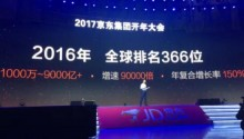 刘强东亲自表态:京东要在2021年前夺第一