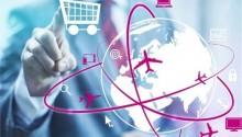 降低国际贸易成本与门槛 跨境电商正改变全球贸易