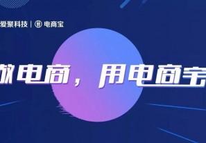 """爱聚电商宝荣获2018高新技术企业认证,持续发力""""电商软件+服务""""双引擎!"""
