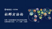 社群/私域流量流行背后的商业逻辑,社群营销方法论:IP + 社群 + 场景!