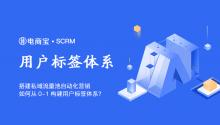 爱聚电商宝SCRM:搭建私域流量池自动化营销,如何从0-1构建用户标签体系?