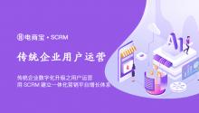 传统企业数字化升级之用户运营:用SCRM建立一体化营销平台增长体系!