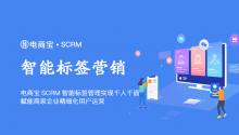 电商宝SCRM智能标签管理实现千人千面,赋能商家企业精细化用户运营!
