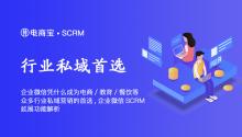 企业微信凭什么成为电商、教育、餐饮等众多行业私域营销的首选?企业微信SCRM延展功能解析!