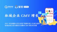2021年对私域的新认识企业客户数据化线上化成为趋势,私域运营正成为推高企业整体GMV增长的关键!